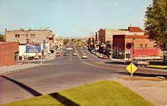 Susanville, CA 1950s