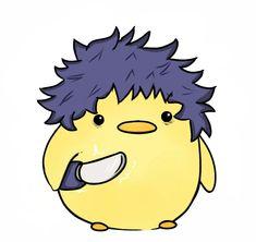 Funny Anime Pics, Anime Meme, Otaku Anime, Anime Guys, Dibujos Anime Chibi, Gato Anime, Walpapers Cute, Cute Art, Emoji Drawings