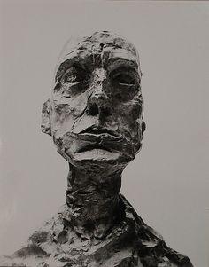 Alberto Giacometti :: Despair
