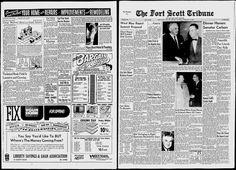 BOURBON COUNTY - Fort Scott, Kansas - 1952-2006 - The Fort Scott Tribune - Google News Archive Search
