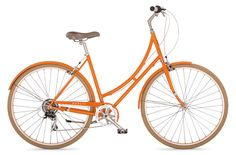 Public C7 2013 orange bike
