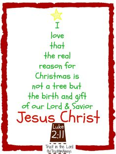 Jesus is the real reason <3