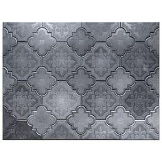 Ivanka Flaster Tile - Rock Grey