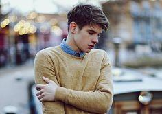 mens #vintage sweater