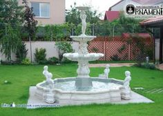 Galerie Fantani Arteziene Fountain, Outdoor Decor, Home Decor, Decoration Home, Room Decor, Water Well, Water Fountains, Interior Decorating