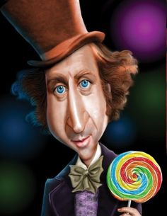 Gene Wilder as Wonka