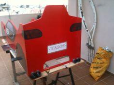rear paint job