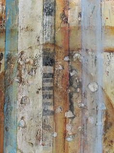 """# 1705 """"fake is the new trend"""" ~ mixed media ~ by scott bergey scrapbook background"""