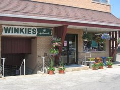 "winkie's in whitefish bay, wi.  a very fun store -- they used to call it ""a variety store"" - and that it is!"