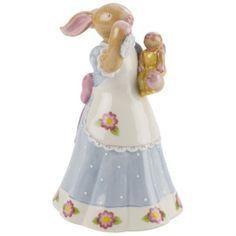 "Villeroy & Boch Bunny Family Mommy Bunny : Waving 6¼"", $24.95"