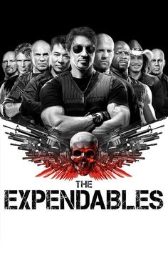 The Expendables ~ great action & soundtrack!