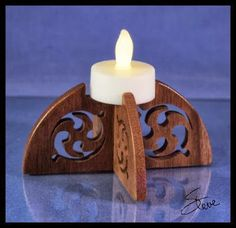 Tea Light Stand