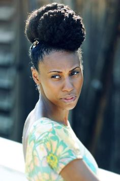 Protective Hairstyles For Black Women - Natural Hair Updos