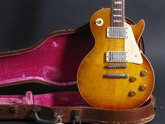 1958 Gibson Les Paul Standard - Ronnie Montrose Burst
