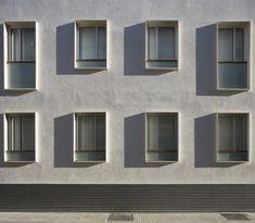 9 viviendas en el Casco Histórico de Sanlúcar de Barrameda,© Fernando Alda