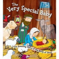 The Very Special Baby - Harvest House Publishers. From Eliza Henry in Archbold, Ohio!