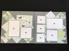 Scrapbook LIFE!: February Scrapbook Kit: CHELSEA GARDENS