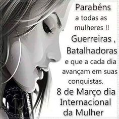 Pedagógiccos: Feliz Dia da Mulher!!! Different Color Nails, Ladies Day, Beautiful Eyes, Beauty Care, Girl Power, Inspirational Quotes, Messages, Humor, Words