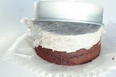 How to Make an ICE CREAM CAKE.