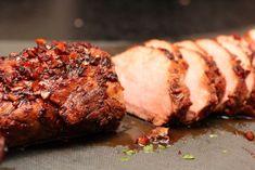 Soyamarinert svinefilet med wokede grønnsaker Wok, Tapas, Steak, Food And Drink, Cooking, Crickets, Kitchen, Steaks, Brewing