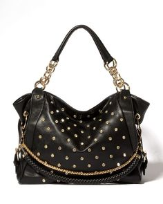 charming charlie   Gwen Rhinestone Shoulder Bag   UPC: 410005418401 #charmingcharlie