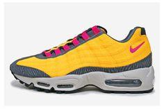 6c9f9f4bbcdc Nike Air Max 95 Prm Tape (Laser Orange Pink Flash) - Sneaker Freaker