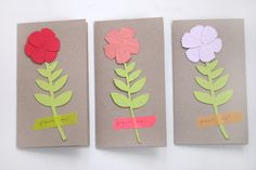 Plant a Flower Day Card - Oh Happy Day!