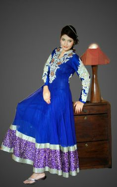 Order Anarkali Designer dresses online in reasonable rate and in ...