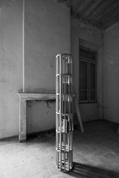 CAPRICE.01 libreria rovere massello italian handcraft bookshelf