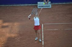7/17/15 Via Tennis Update INA  · #WTA #Bucharest SF:  Sara Errani v Monica Niculescu (H2H: 3-1) &   Anna Karolina Schmiedlova v Polona Hercog (H2H 1-0).