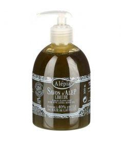 Alepia Savon d'Alep liquide Premium 40% Laurier 300ml