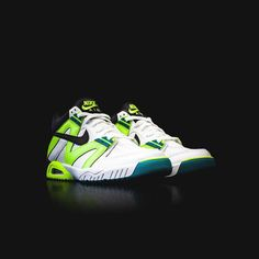 """buy online e7aa6 604e0 Nike Air Tech Challenge III """"Volt"""" Basket Homme, Chaussure, Chaussures Nike  Pas"""