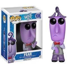 Disney Figurine pop Peur Vice-Versa