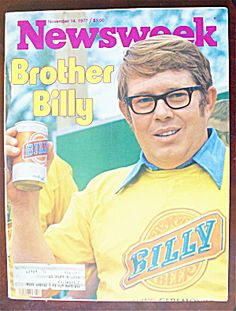 1977:  Brother Billy/Newsweek