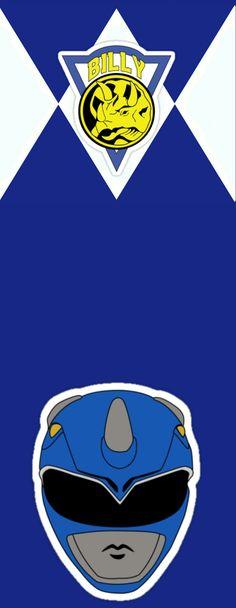 Blue Ranger by eddieduffield19.deviantart.com on @DeviantArt
