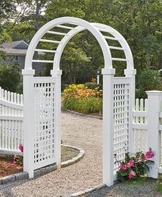 Spindle Top Arbor Crafted in AZEK