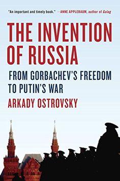 The Invention of Russia: From Gorbachev's Freedom to Puti... https://www.amazon.com/dp/0399564160/ref=cm_sw_r_pi_dp_KBJNxb4T9VQJ7