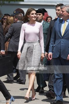 Queen Letizia attends the Opening of Madrid Book Fair | May 27, 2016
