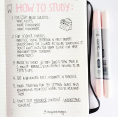 Creative School Bullet Journal Layouts {to help you stay on top of your study., 25 Creative School Bullet Journal Layouts {to help you stay on top of your study., 25 Creative School Bullet Journal Layouts {to help you stay on top of your study. High School Hacks, Life Hacks For School, School Study Tips, College Hacks, Tips To Study, Study Help, Back To School Tips, College Study Tips, Back To School Highschool