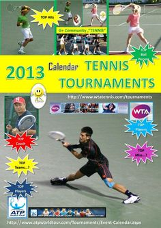 half off 4b44a 27f0c Pictures famous Tennis Players, awarded Titles (Coach, Miss, Teams,...),  ATP+WTA Tennis Tournaments, .