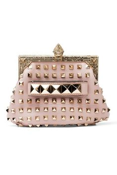 thechicdepartment:    Valentino Clutch