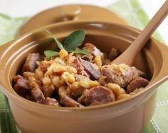 Cassoulet toulousain facile (rapide) - Une recette CuisineAZ