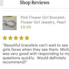 I love receiving amazing feedback from my lovely customers it always makes my day!