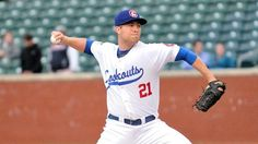 Minnesota Twins prospect Alex Wimmers records career-high 11 strikeouts in seven shutout innings for Chattanooga Lookouts | MiLB.com News | The Official Site of Minor League Baseball