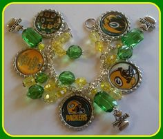 Hey, I found this really awesome Etsy listing at https://www.etsy.com/listing/186124969/green-bay-packers-nfl-custom-charm