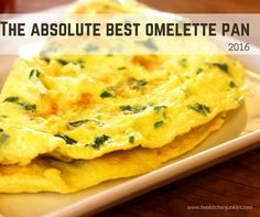 For those who love omelettes nothing beats the feeling you get when you cook the perfect omelette. Slightly golden on the outside and creamy in the inside and oozing cheese from the centre.