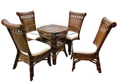 PAGE 4 - Rattan Tables | Wicker Chairs | Rattan and Wicker Dining Sets | Wicker Dining Furniture