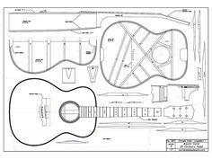 OM Size Acoustic Guitar 2007 11 15 cakepins.com
