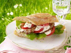 Picknick-Grill – Rezepte für den Grillspaß unterwegs  - steakburger1  Rezept