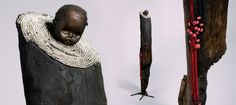 Benin sculptor Gérard Quenum's dolls never die – Africa is a Country October Gallery, Plastic Doll, Art For Sale, Illusions, Artsy, Dolls, Metal, Artwork, Pictures